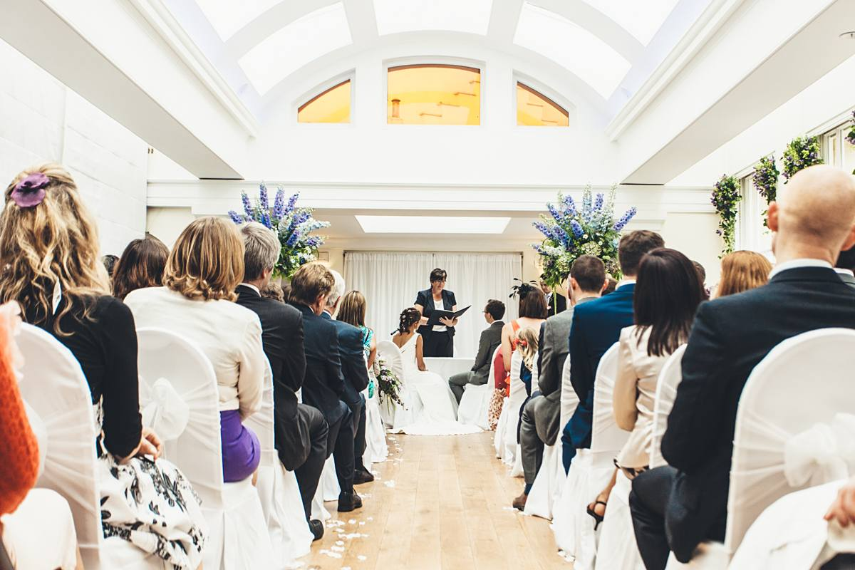 Pembroke Lodge London Wedding Photography