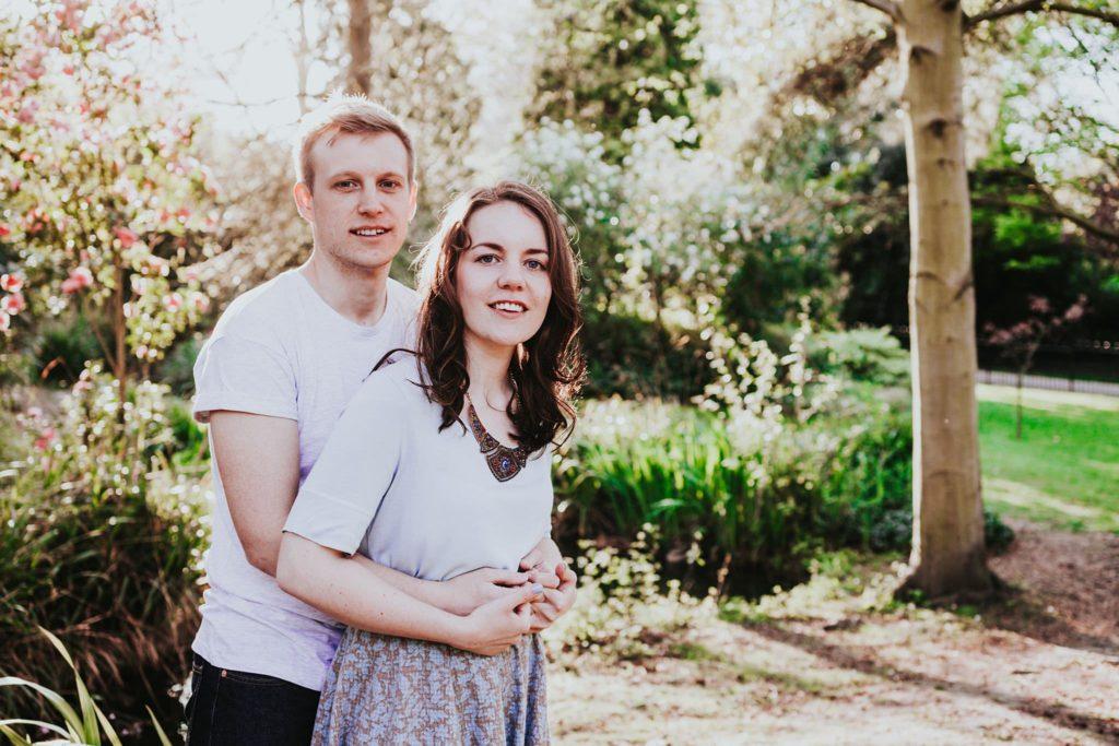 Peckham Rye Park Pre-Wedding Photography