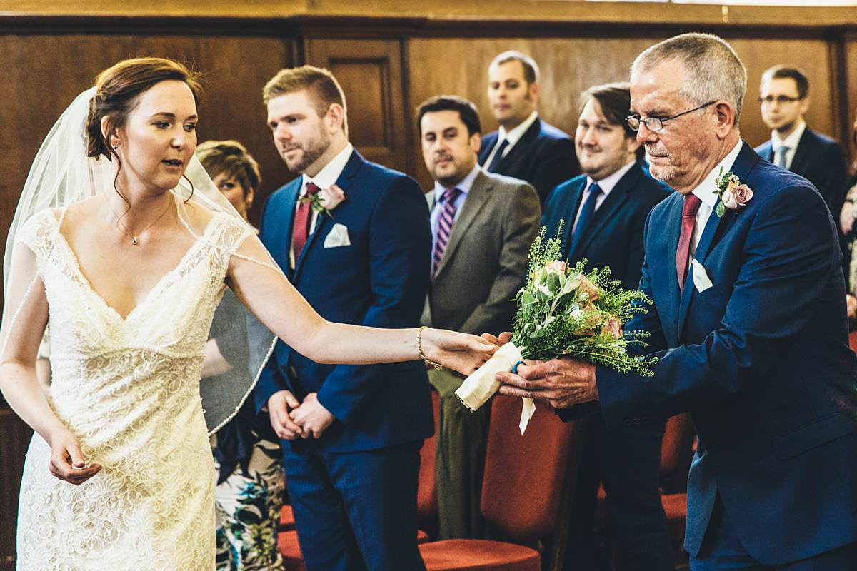 Dulwich College London Wedding Photography