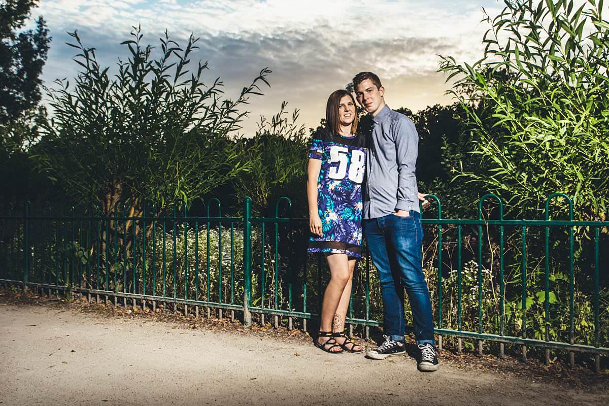 Crystal Palace Park London Pre-wedding Photography