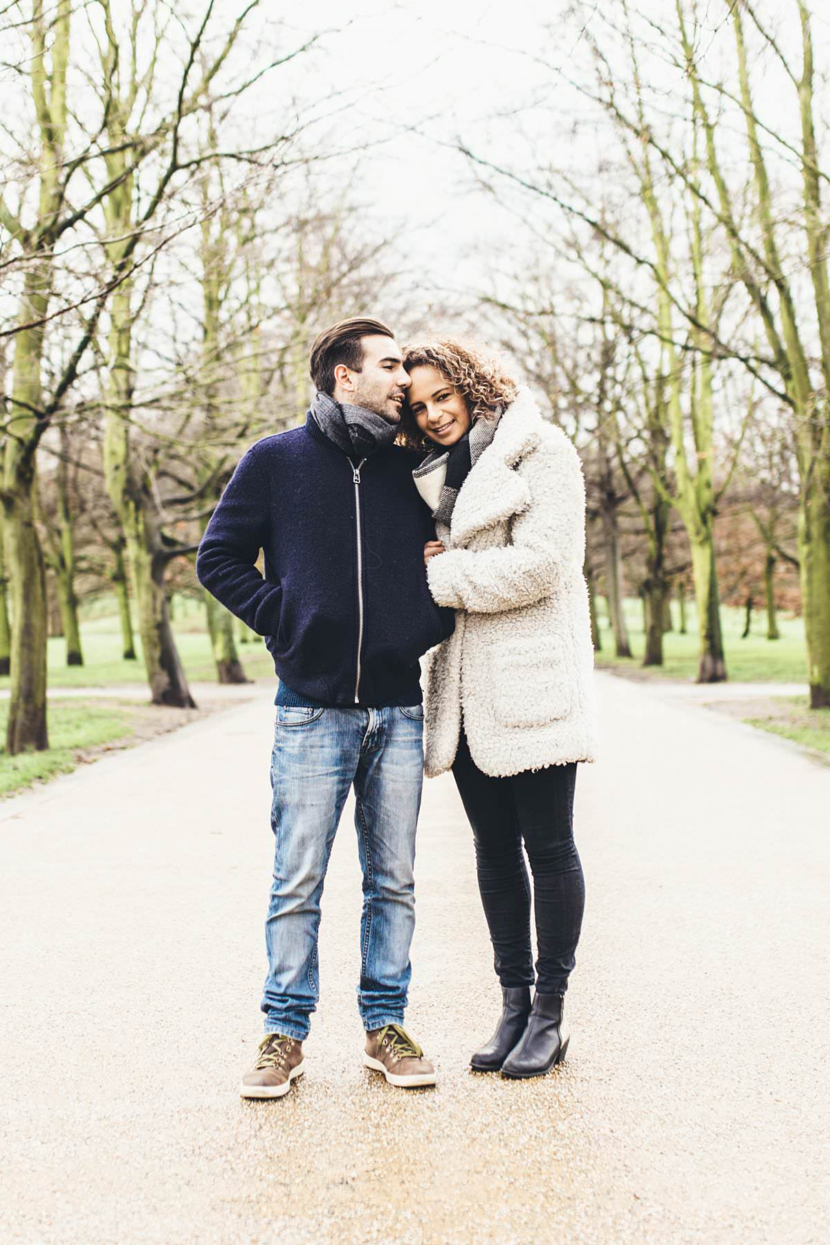 Greenwich Pre-wedding Photography Session