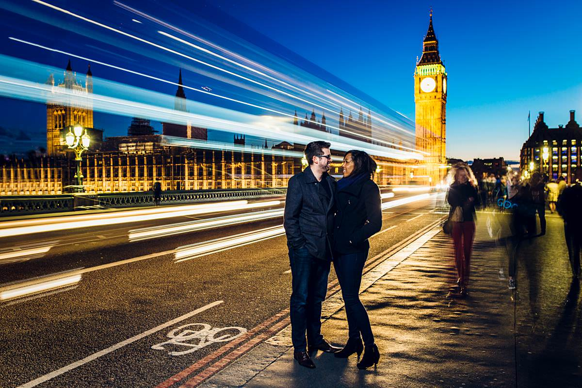 Westminster Pre-wedding Photography