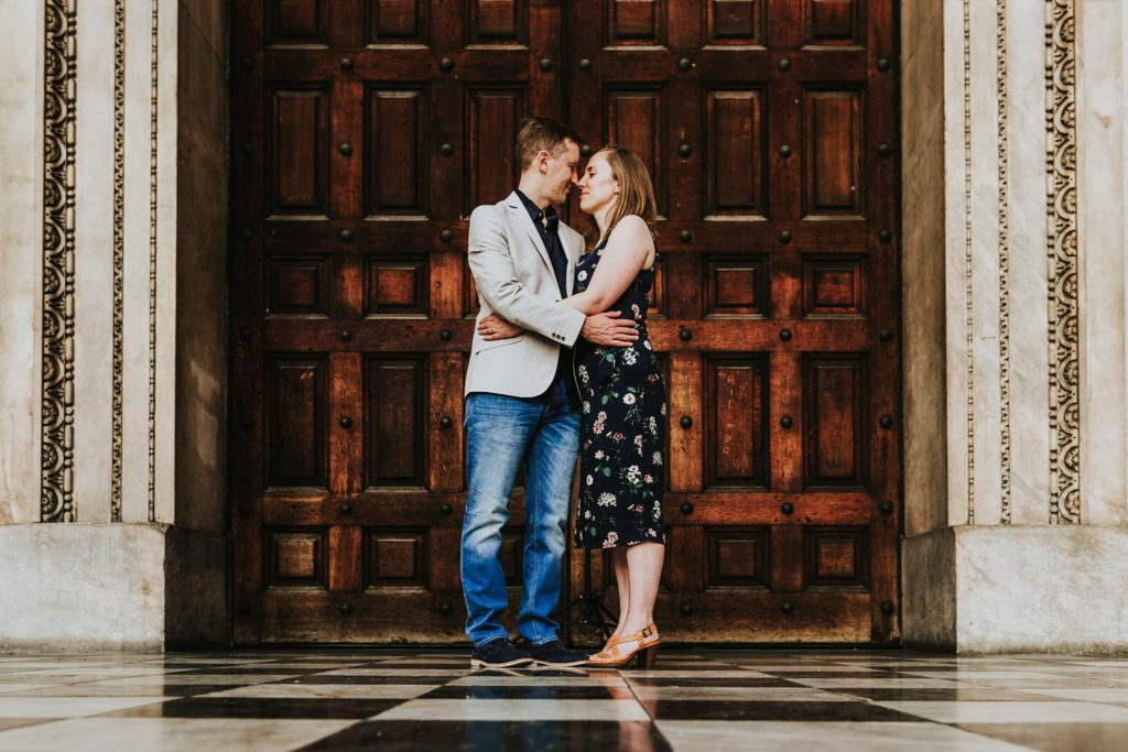 St Pauls Cathedral, London – Pre-Wedding Photography