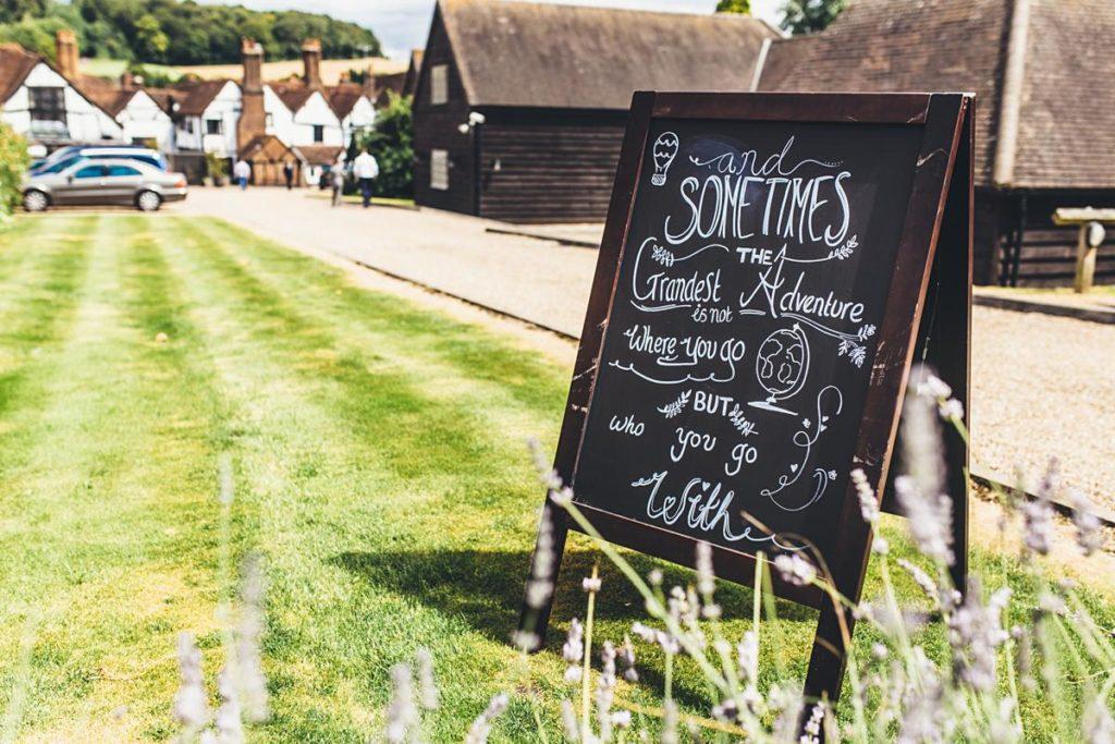 Kings Chapel Amersham Buckinghamshire Wedding Photography