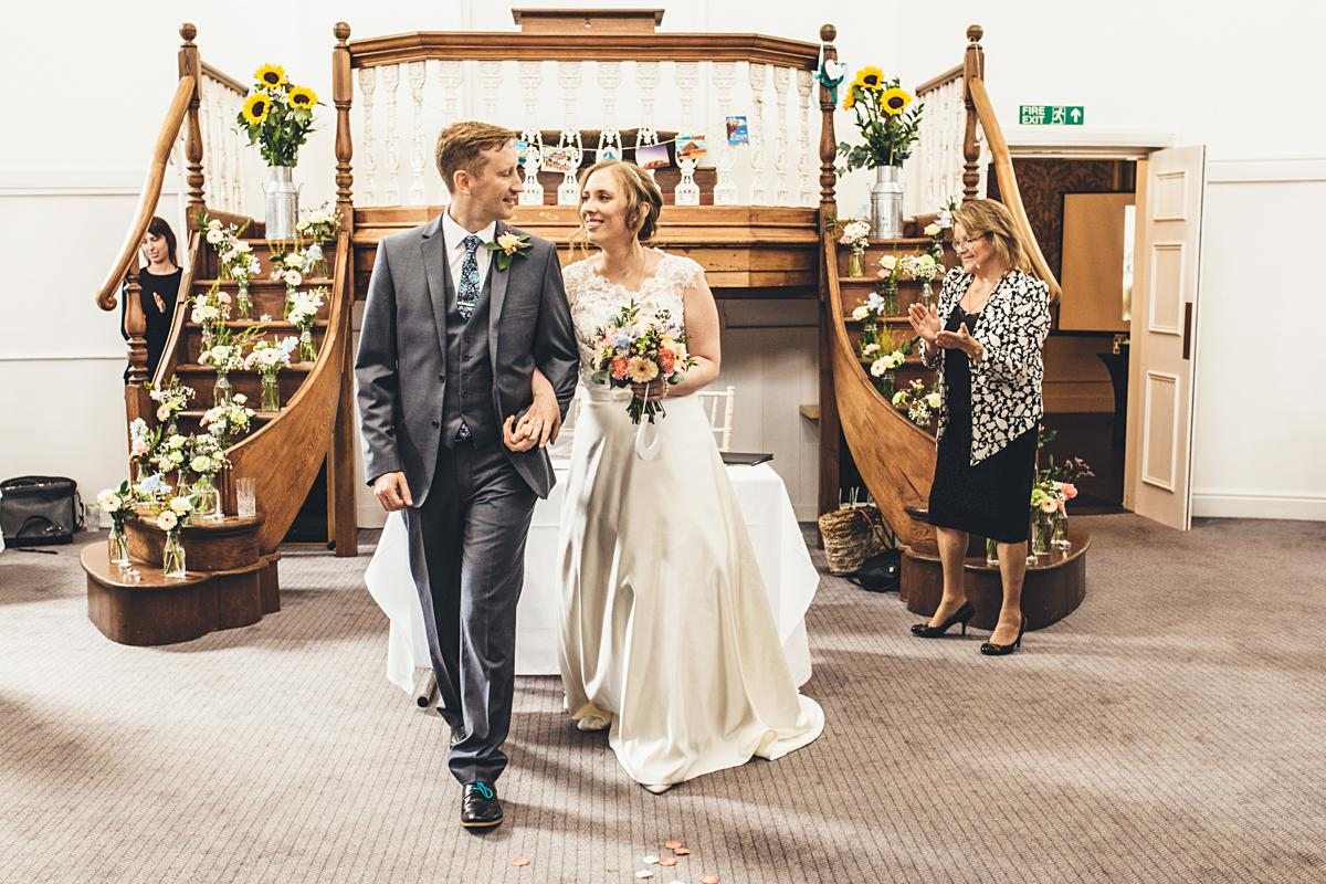 Kings Chapel Amersham - Buckinghamshire Wedding Photography