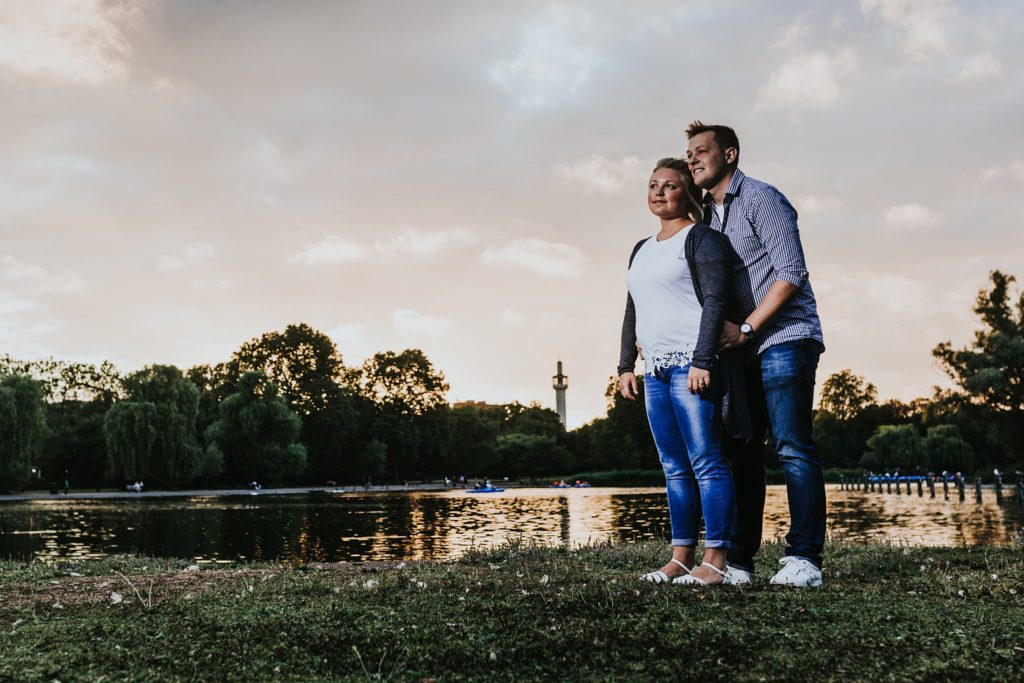 Regents Park, London – Pre-Wedding Photography