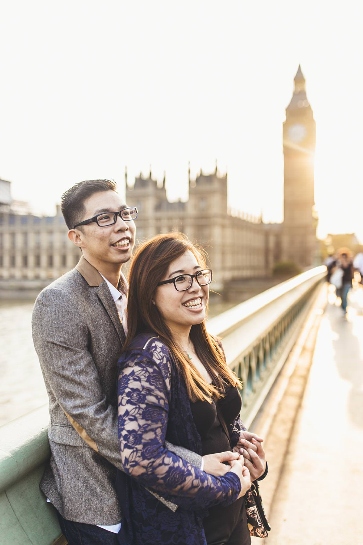 Westminster London Pre Wedding Photography