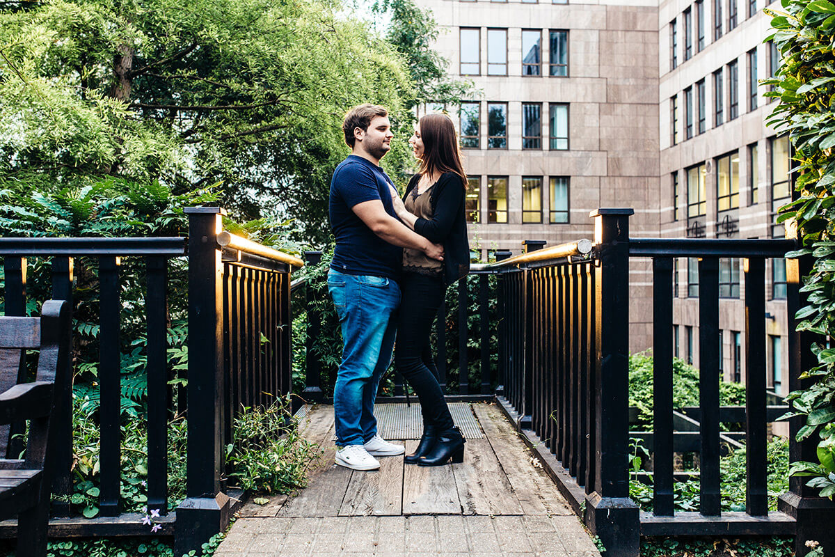 Cleary Gardens, London – Pre-Wedding Photography 6