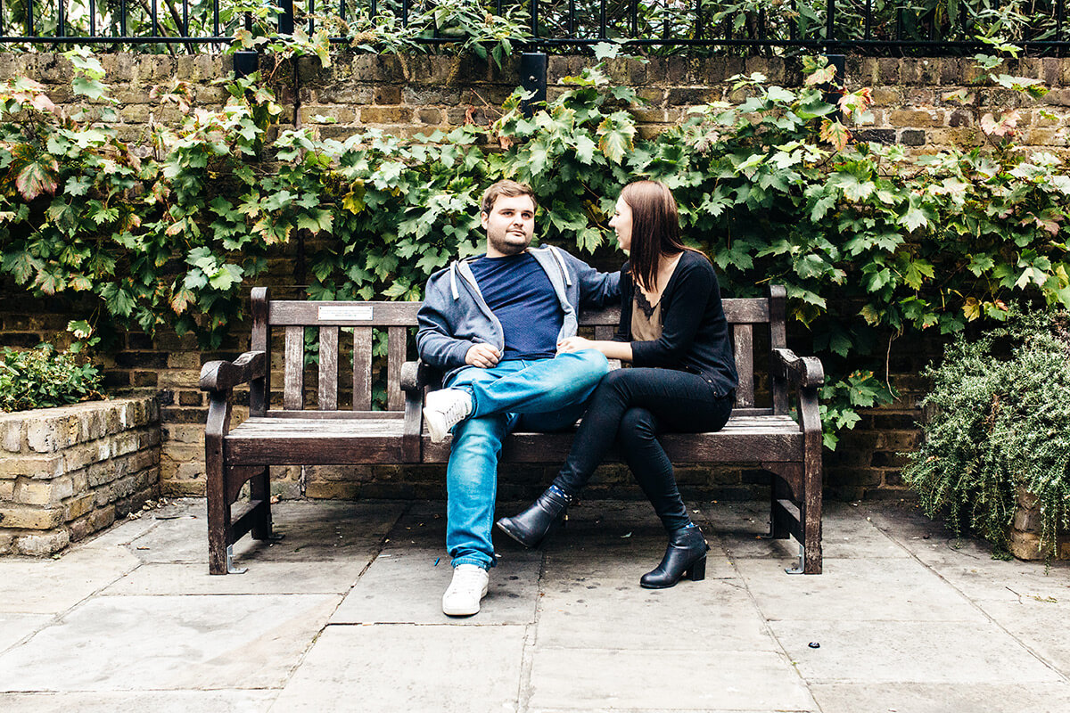 Cleary Gardens, London – Pre-Wedding Photography 7