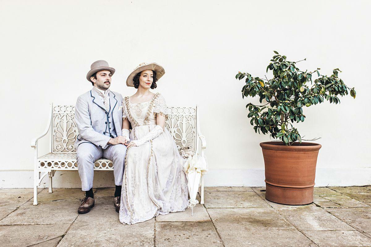 Hampstead Heath London Pre-Wedding Photography