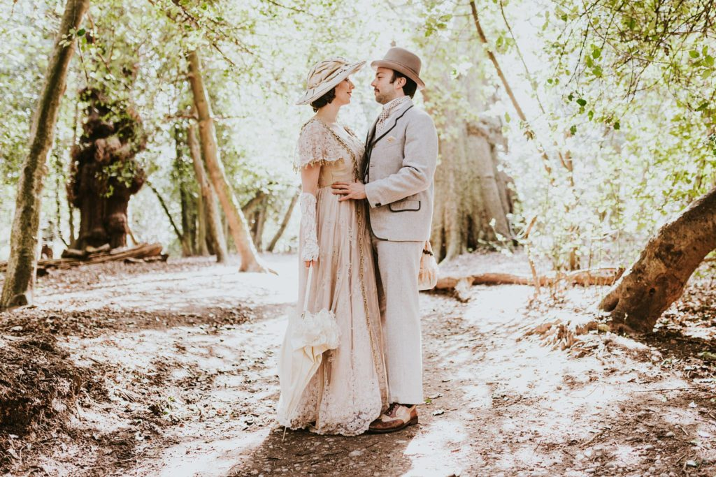 Hampstead Heath, London – Pre-Wedding Photography
