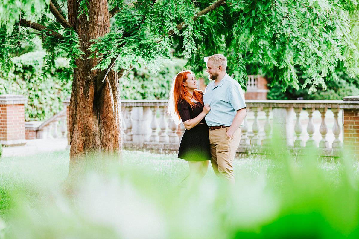 Cannizaro Park Wimbledon Pre-Wedding Photography