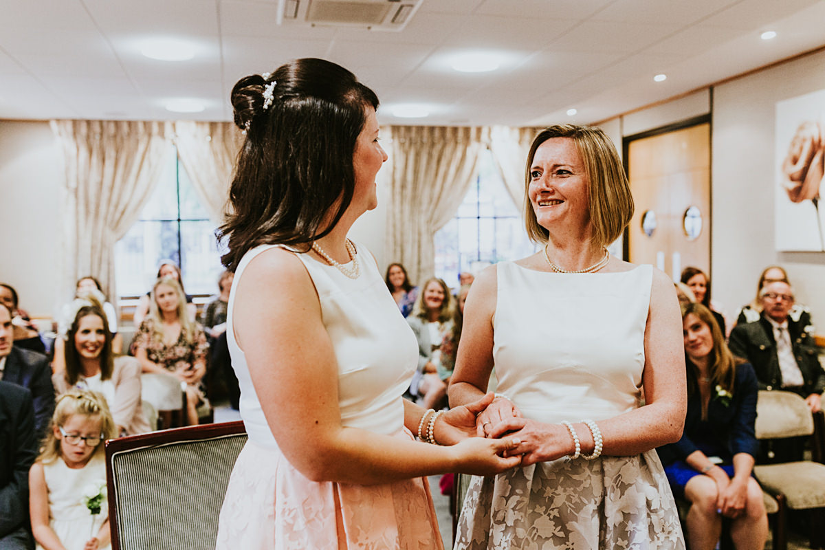 Bromley Registry Office Kent Wedding Photography