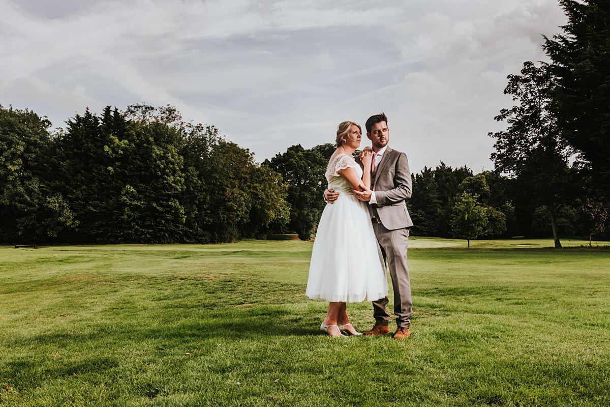 Bush Hill Park Golf Club Enfield Wedding Photography