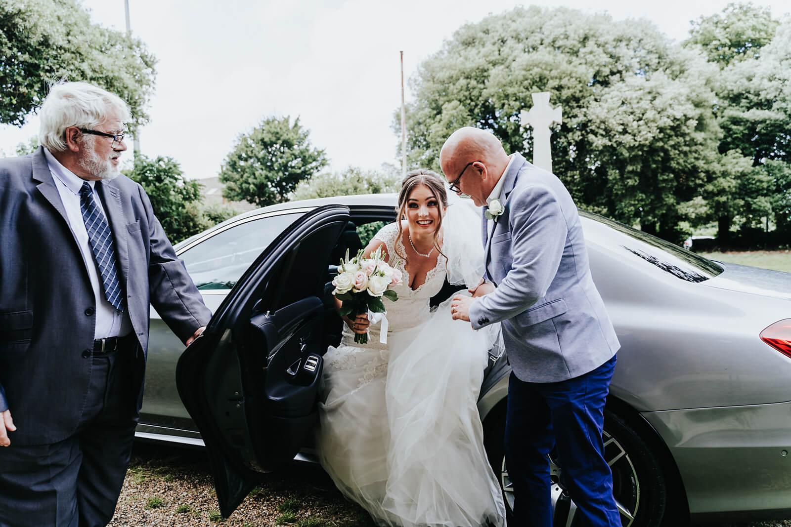 Christ Church Wedding Photography Erith