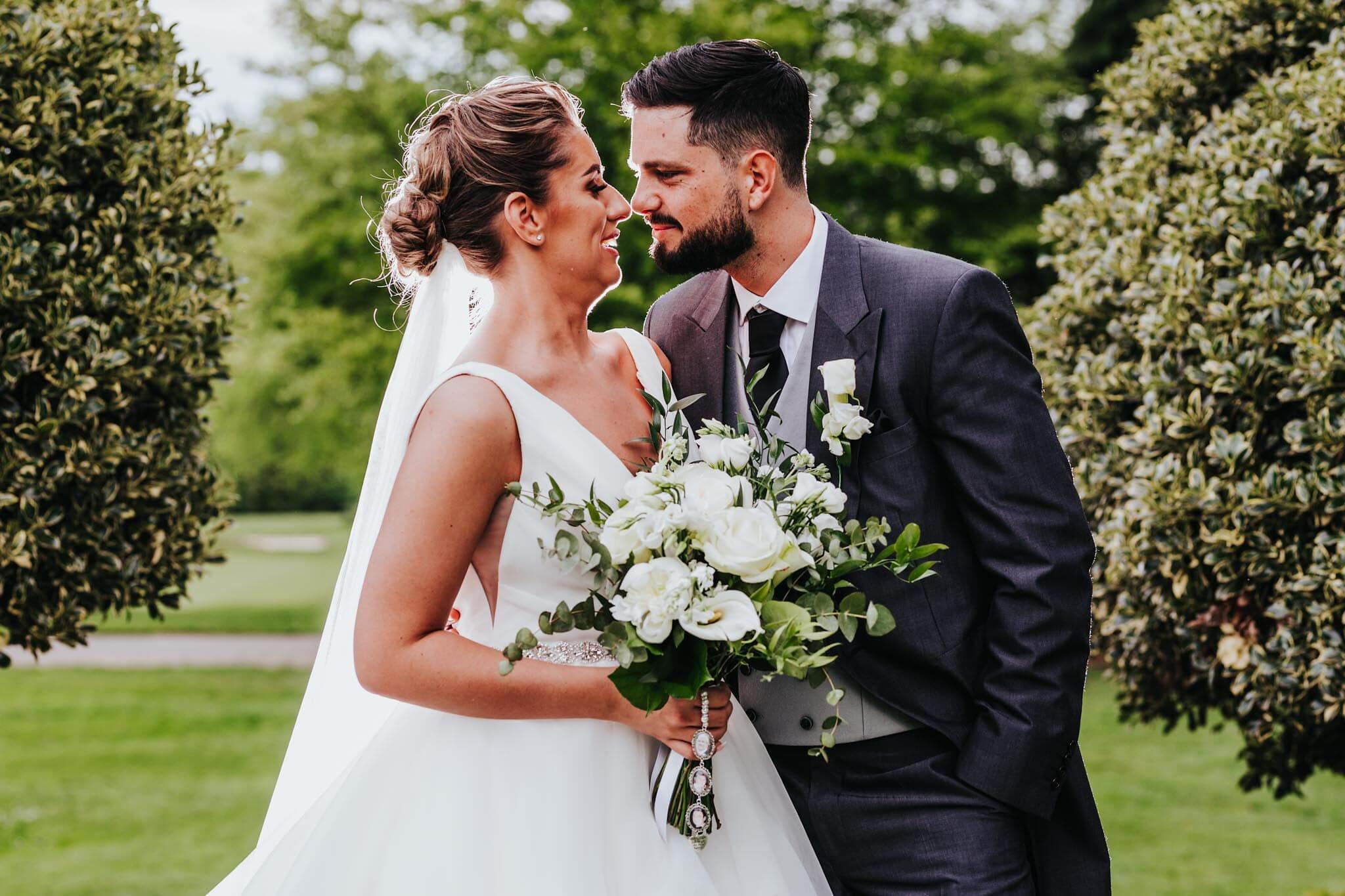De Vere Selsdon Estate Wedding