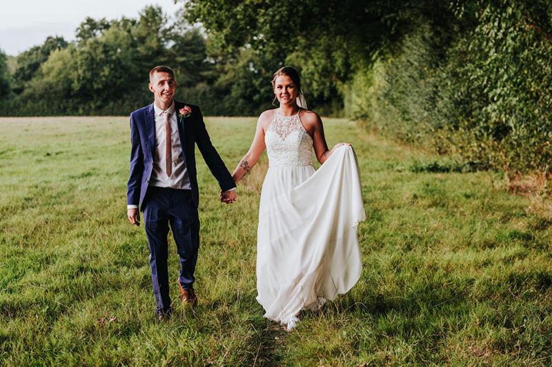 Five Oaks Events Wedding