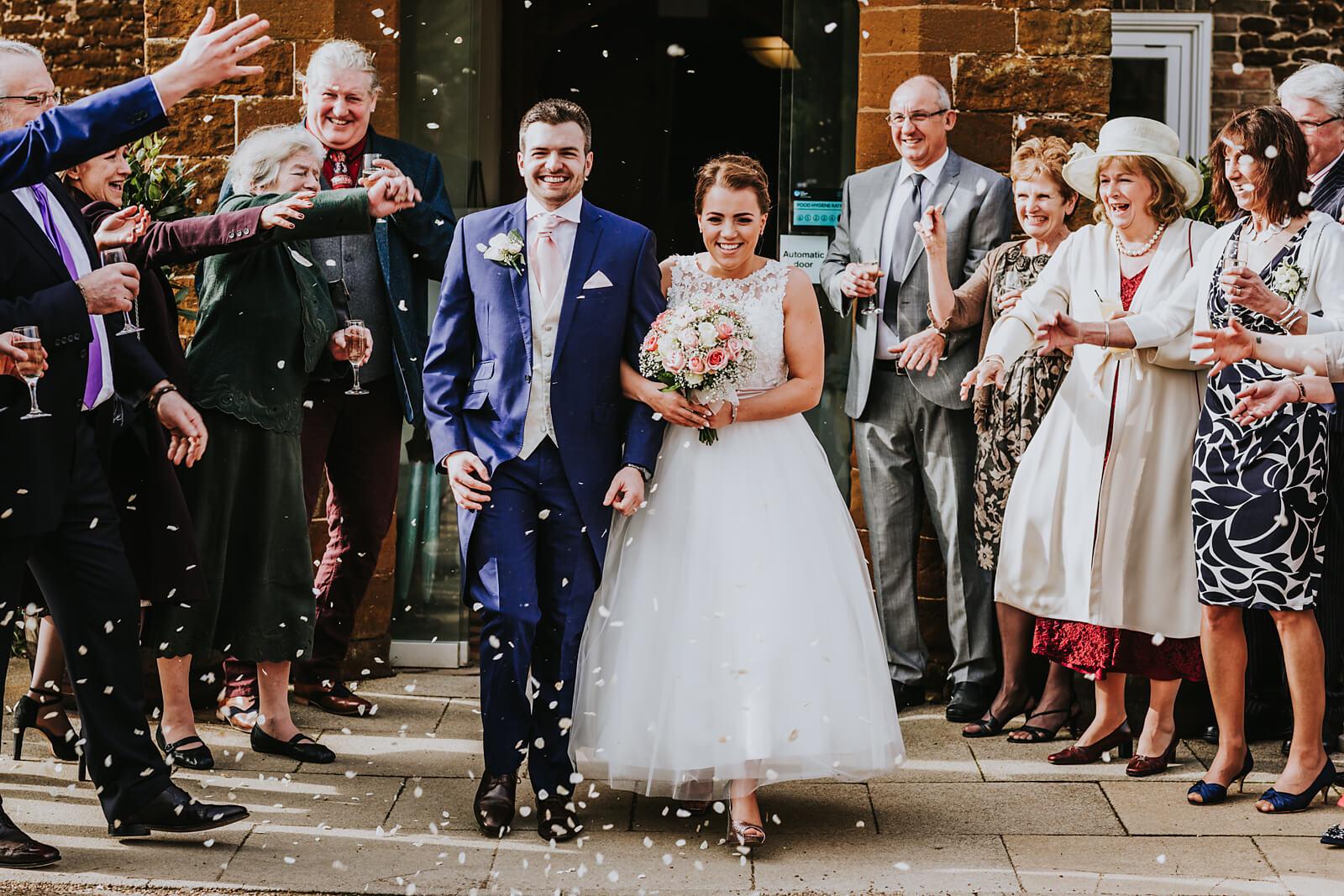 Heacham Manor Hotel Wedding Photography
