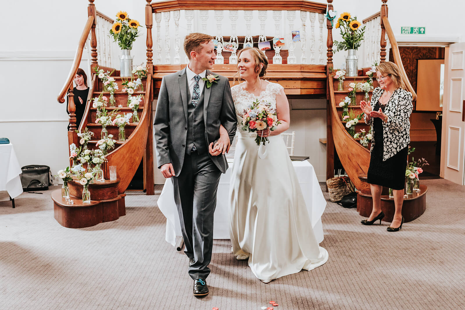 Kings Chapel Amersham Wedding Photography
