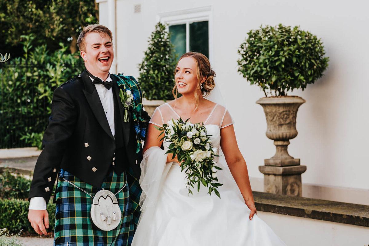 Morden Hall Wedding Sneak Peek