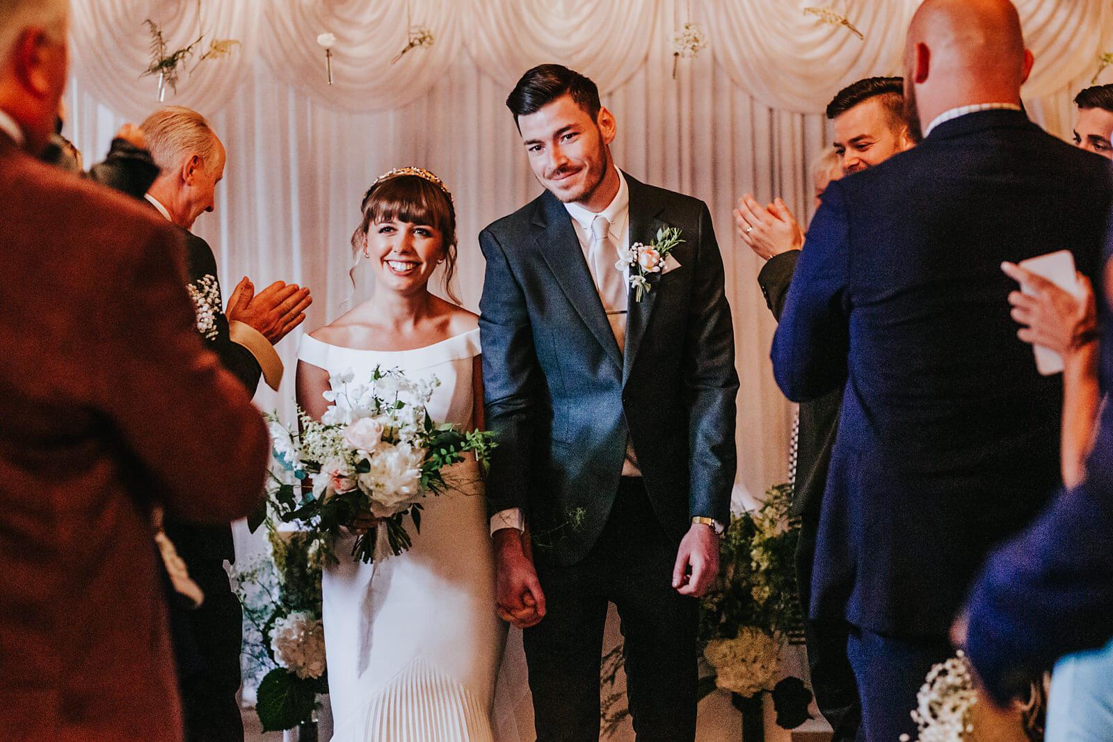 Talbot Inn Surrey Wedding Photography