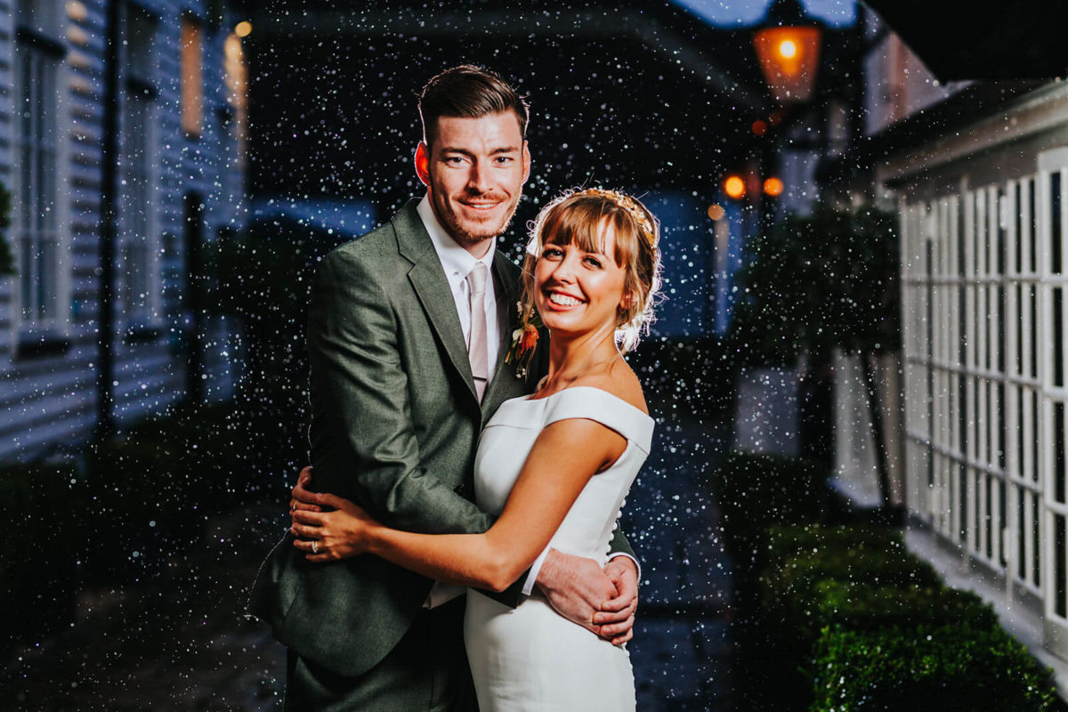 Talbot Inn Woking Wedding Photography
